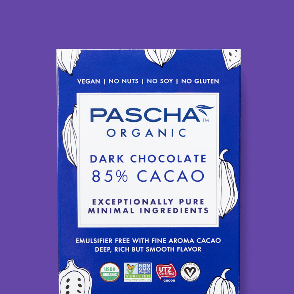 Dark Chocolate 85% Cacao