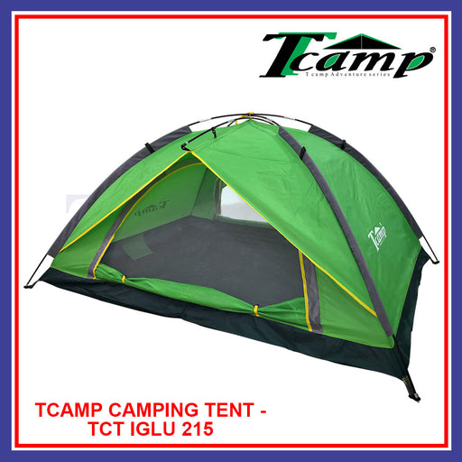 Tcamp Camping Tent-TCT IGLU 215 (1 Layer)
