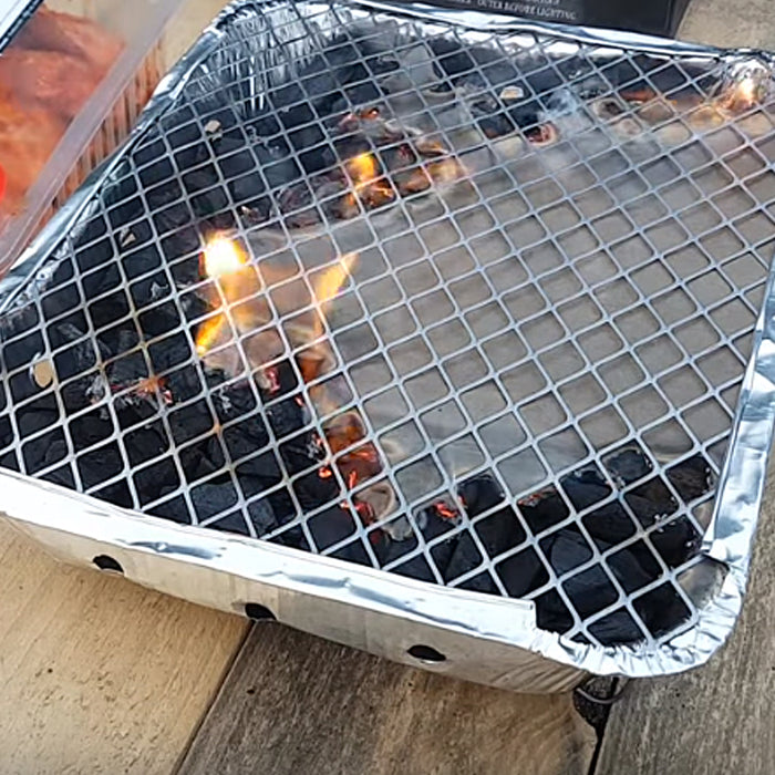 Tcamp Disposable BBQ Stove