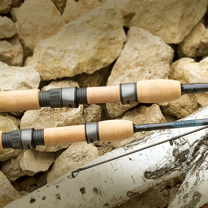 St. Croix  - Avid AVS Series Spinning Rods