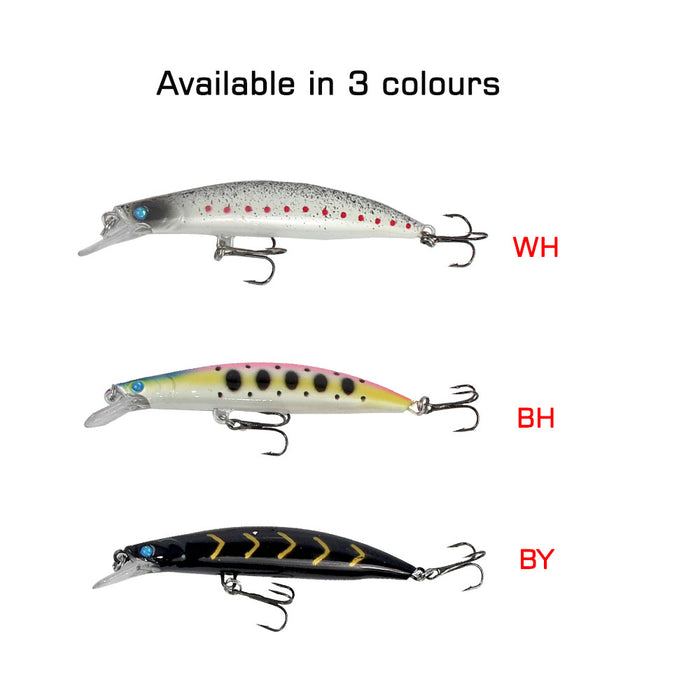Blue  Eye Lure - BE 1009 #9cm/9g/1's