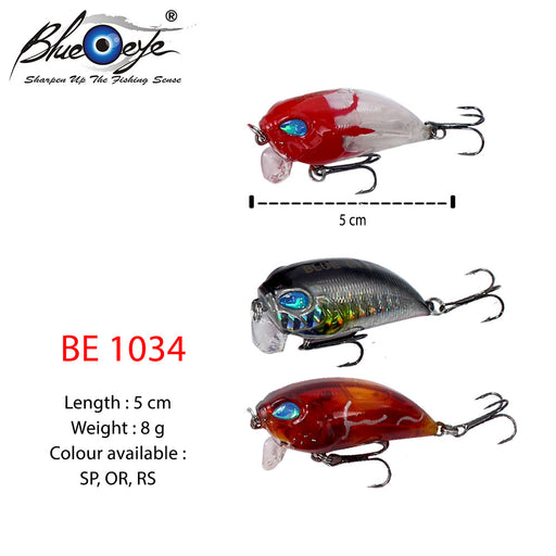 Blue  Eye Lure - BE 1034 #5cm/8g/1's