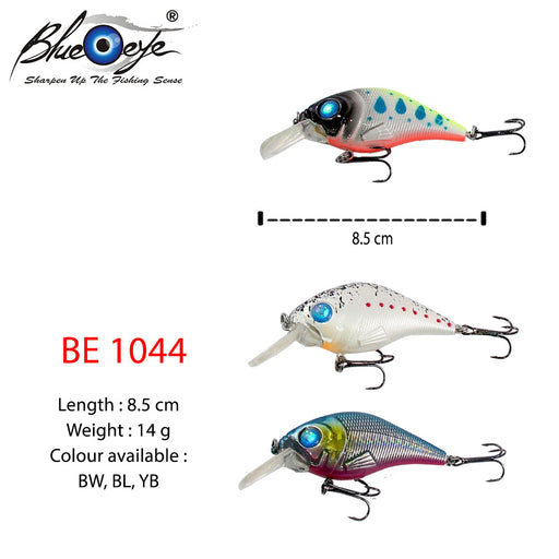 Blue  Eye Lure - BE 1044 #8.5cm/14g/1's