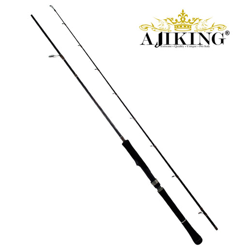 Ajikng Rod - Black Hunter