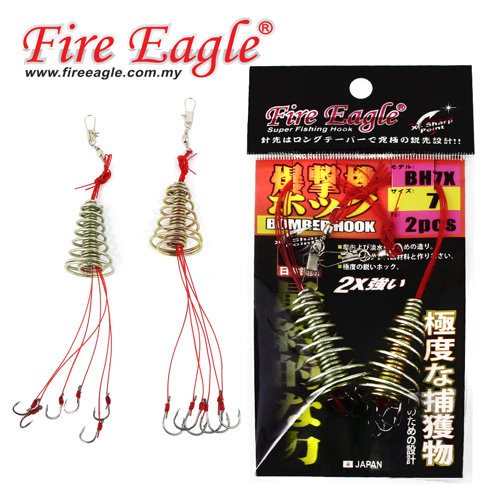 Fire Eagle Bomber Hook - BH 7X