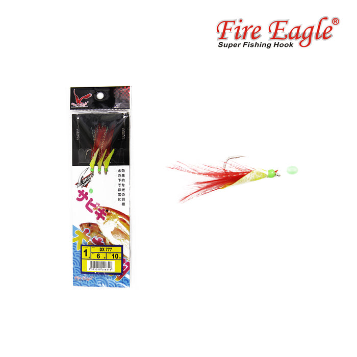 FIRE EAGLE SABIKI HOOK - DX 777