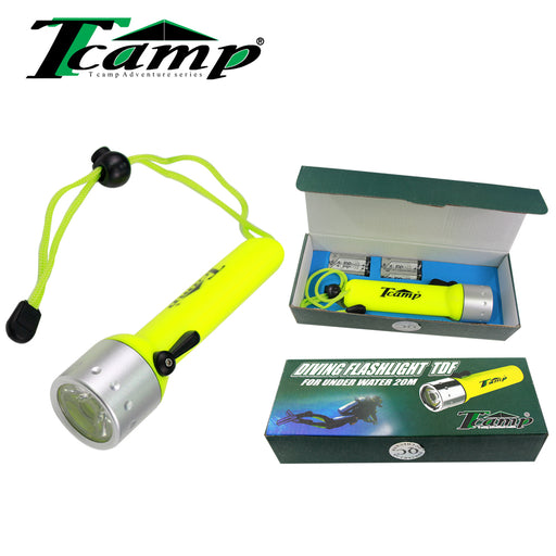 Tcamp  - Diving Flashlight