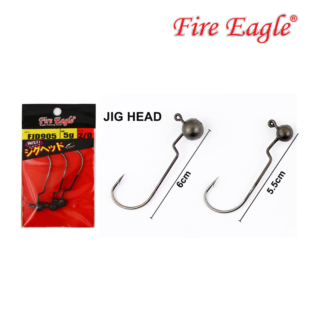 Fire Eagle Jig Head - FJD 905, 907
