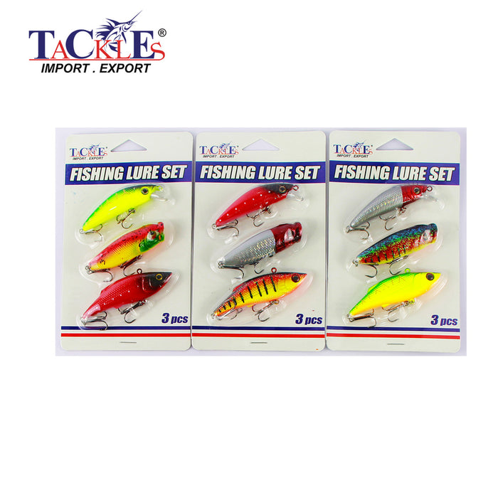 Tce Tackles - Fishing Lure Set