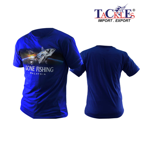 TCE Tackles - T-Shirt Gone Fishing