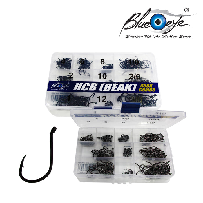 Blue Eye - Hook Combo Set HCB BEAK