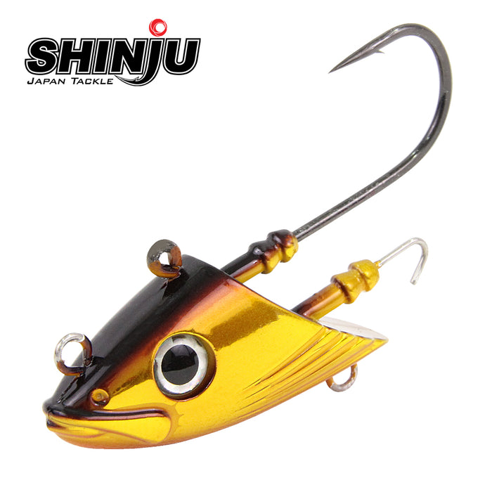 Shinju Mahata Wildeye Giant Jigging Shad Head - SMH 900