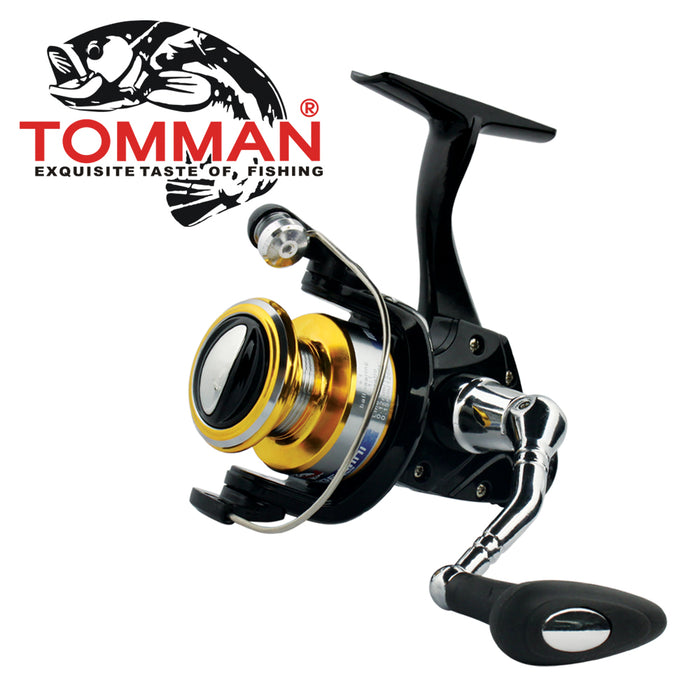 Tomman Reel - Message Mini