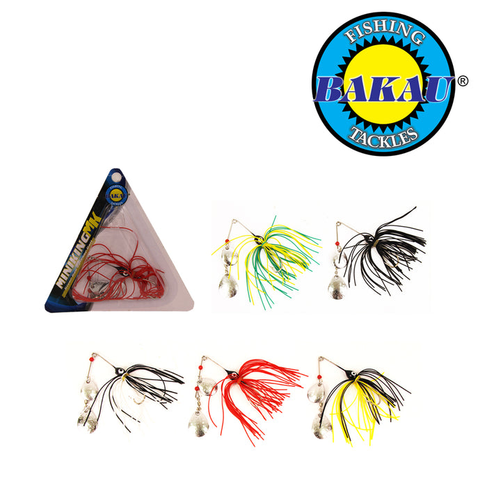 Bakau Lure - Mini King BMK 6