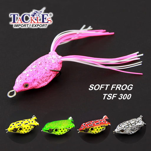 Tce Tackles TSF Soft Frog