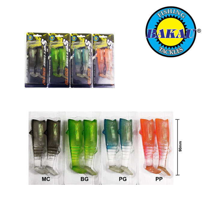 Bakau  - Soft Lure BSL410