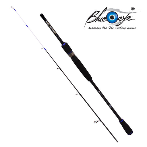 Blue Eye Rod - Solid Pro Spinning
