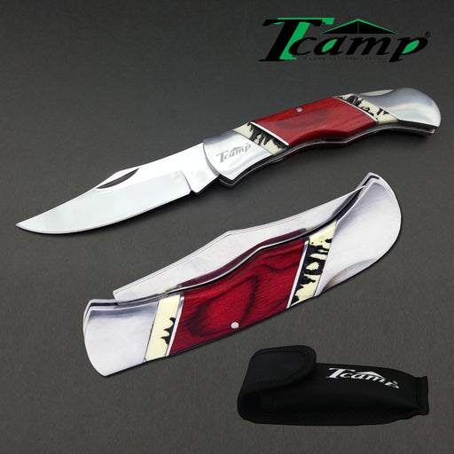 Tcamp Jungle King Pocket Knife - TJPK 056