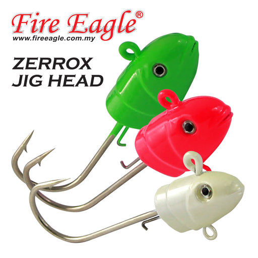 Fire Eagle Zerrox Jig Head FZJ
