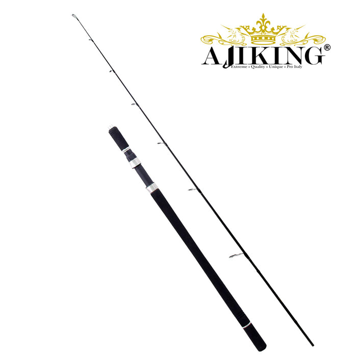 Ajiking Spinning Rod - ZigMax