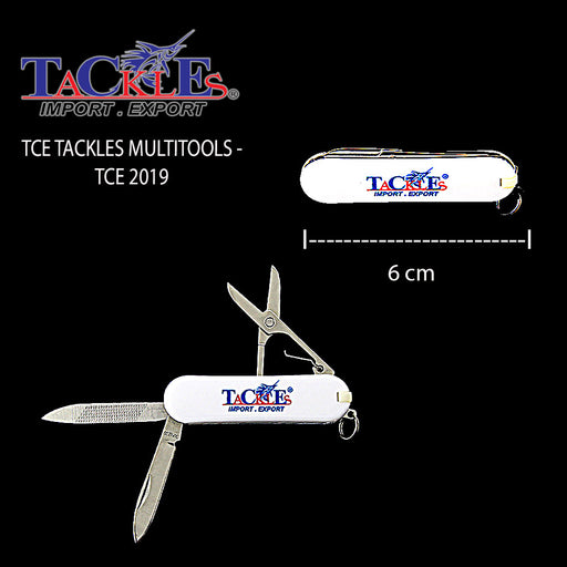 TCE Tackles Multitools - TCE 2019