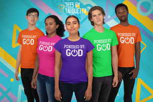 Powered by God (Flash Sale)