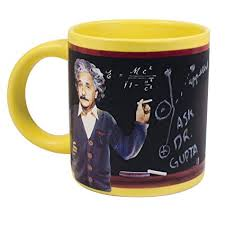 Einstein's Blackboard Mug