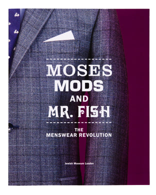 Moses, Mods and Mr. Fish Catalogue