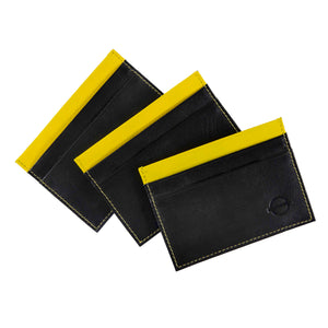 Simon Carter Leather Credit Card Holder