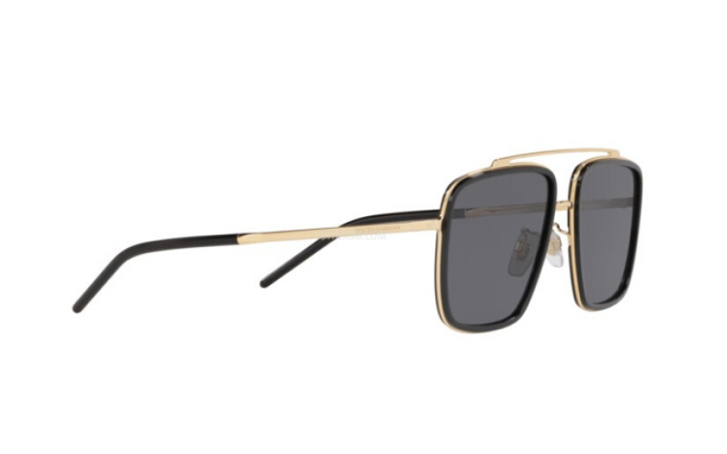 DOLCE & GABBANA DG2220 POLARISED MEN'S SUNGLASSES