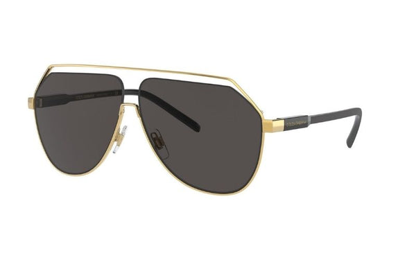 DOLCE & GABBANA DG2266 MEN'S SUNGLASSES