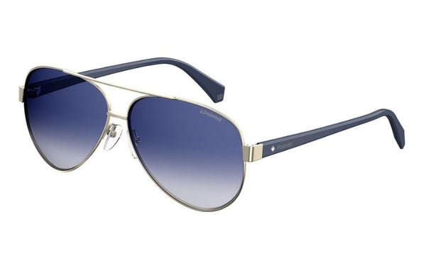 POLAROID  AVIATOR 4061/S BLUE