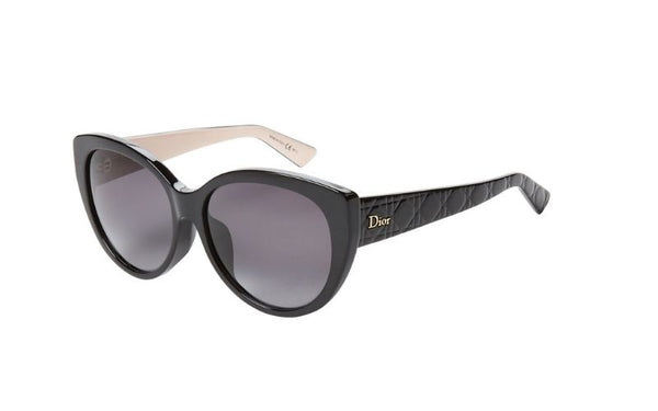 DIOR LADY 1 BLACK CAT EYE
