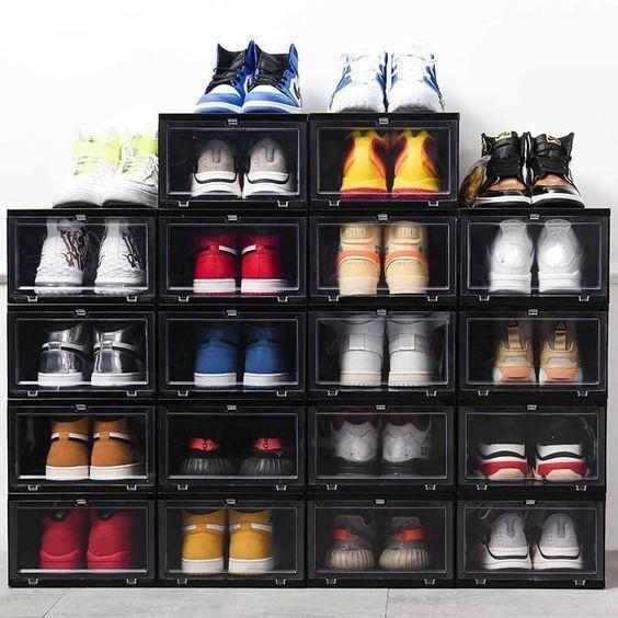 (60% Off Today)2019-Sneaker Storage Box