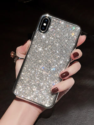 【Only $19.95 Today】2019 New Bling -Shaped Crystal Case For iPhone