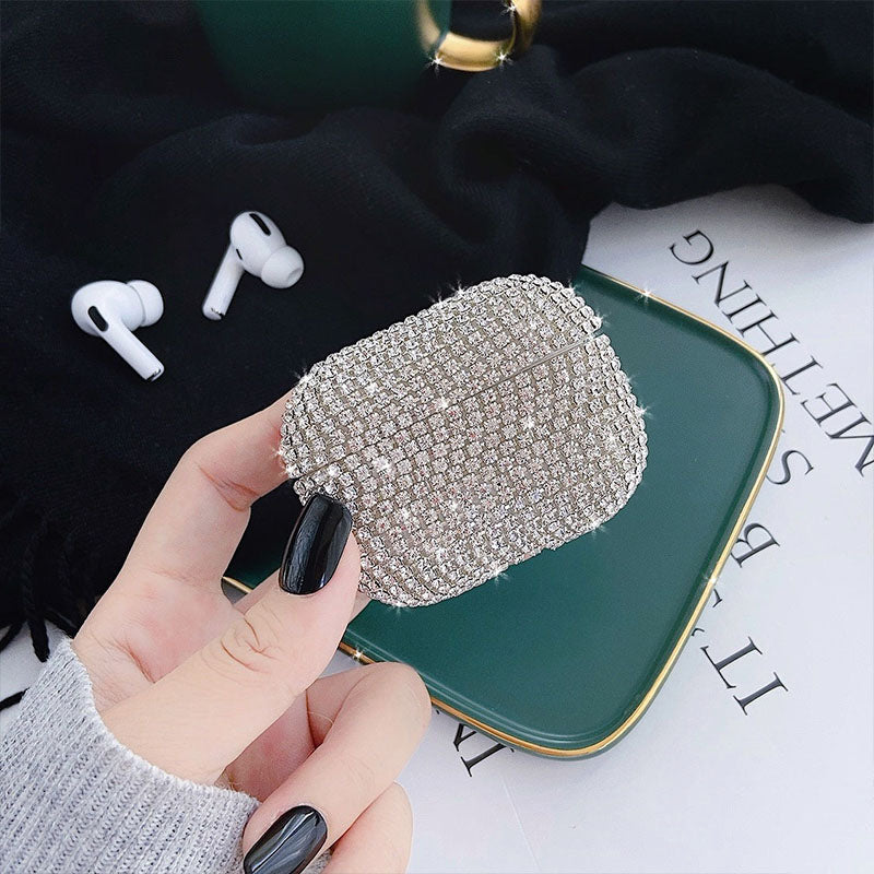 Diamond case for airpods