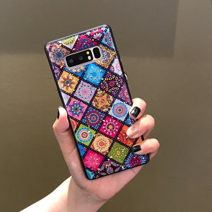 2019 New Fashion Bohemia Style Case For Samsung