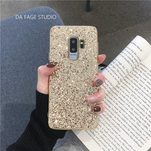 Bling Diamond Case For Samsung send Kickstand