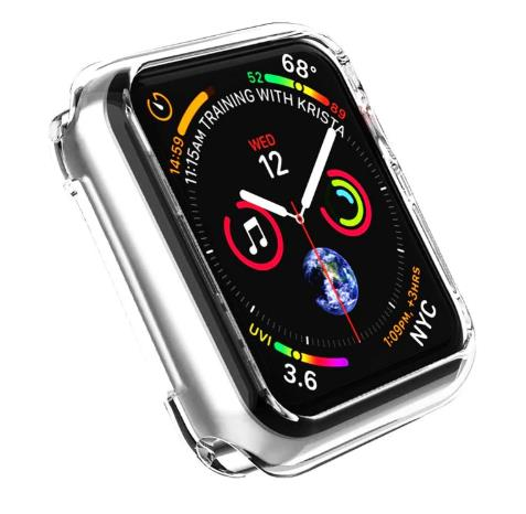 Case for Apple Watch4,3,2,1 Screen Protector