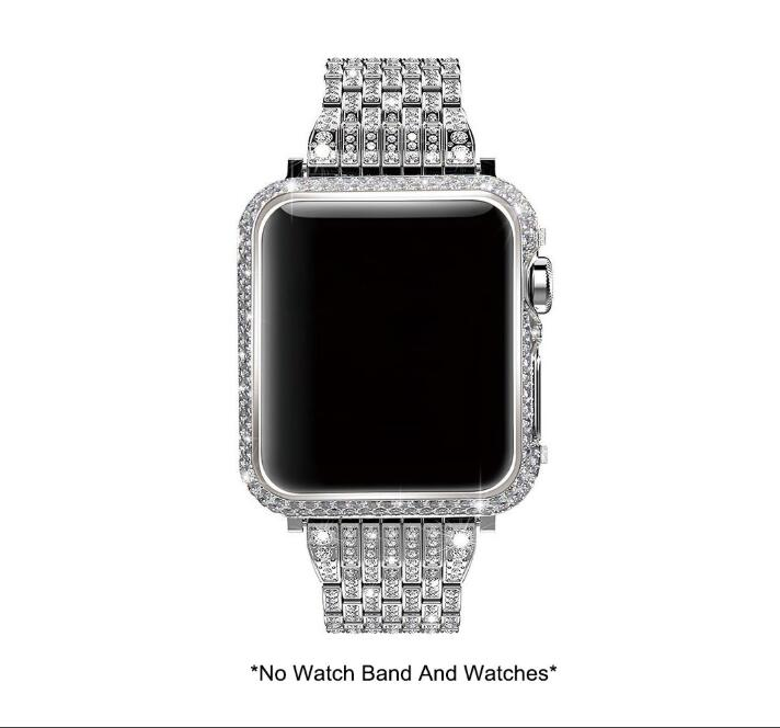 Diamonds Cover with Apple Watch 4/3/2/1