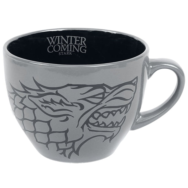 Game of Thrones - Stark Cappuccino Šalica