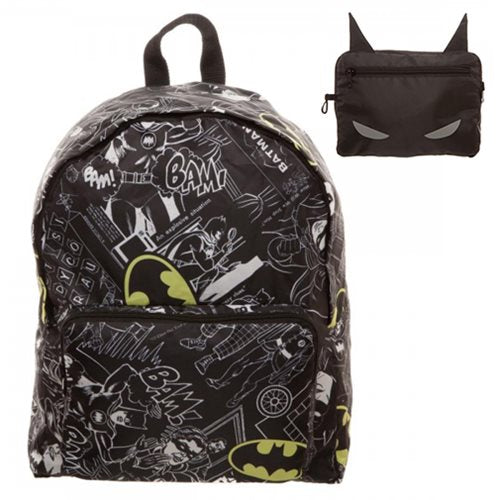 Batman Packable ruksak