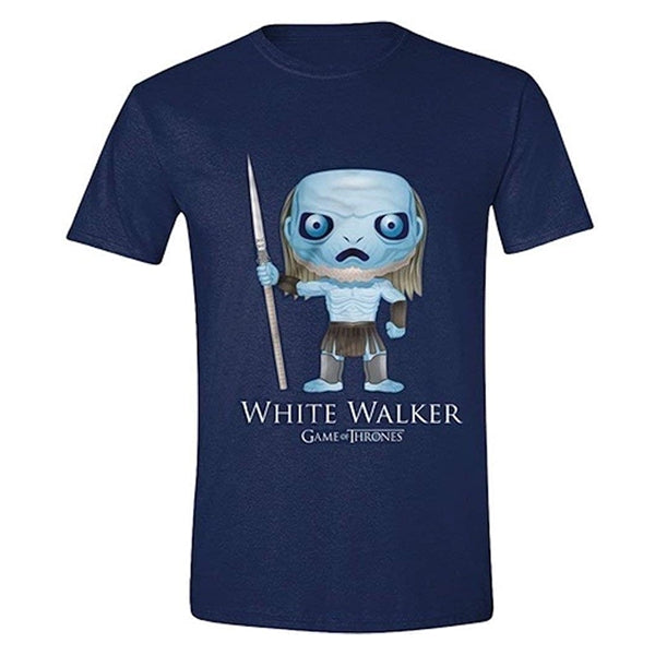Game of Thrones - White Walker Pop Art majica