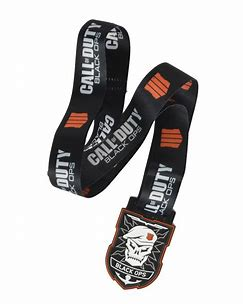 Call of Duty Black Ops 4 Lanyard - traka za ključeve