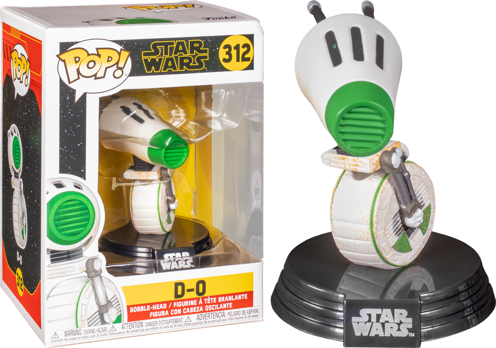 POP! Star Wars: Rise of Skywalker - D-O