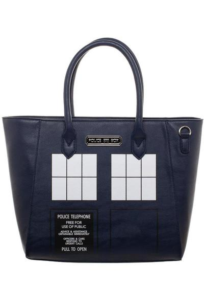 Doctor Who - Tardis Tote Bag - torba
