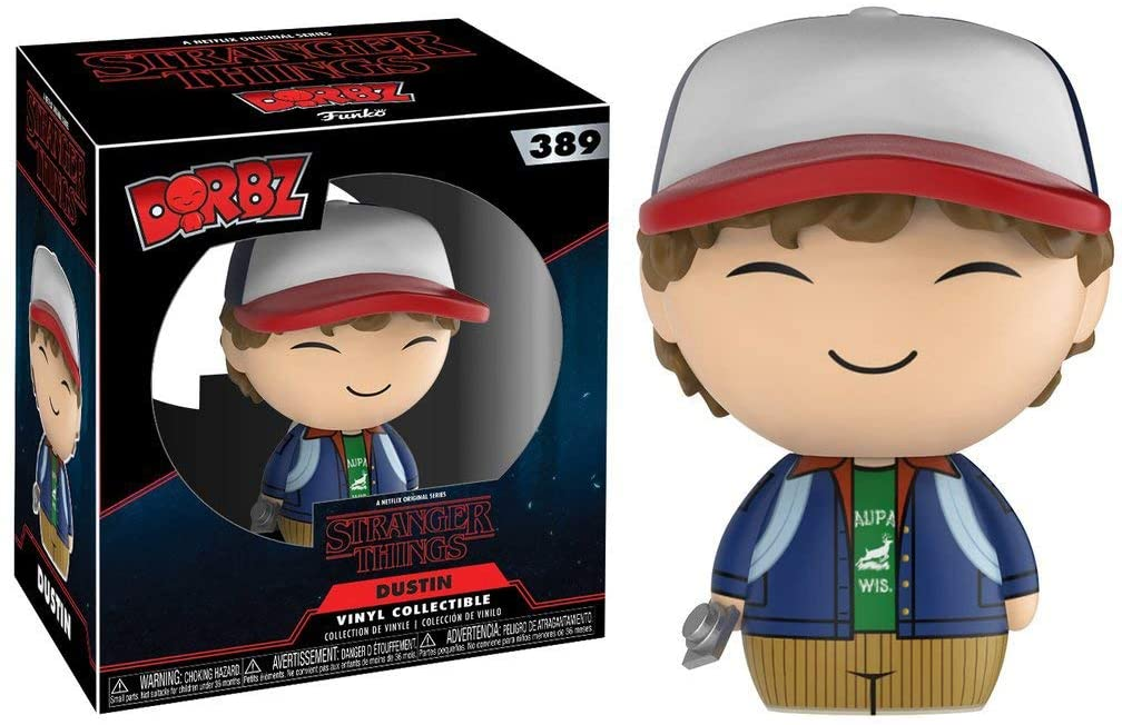 Dorbz: Stranger Things: Dustin # 389