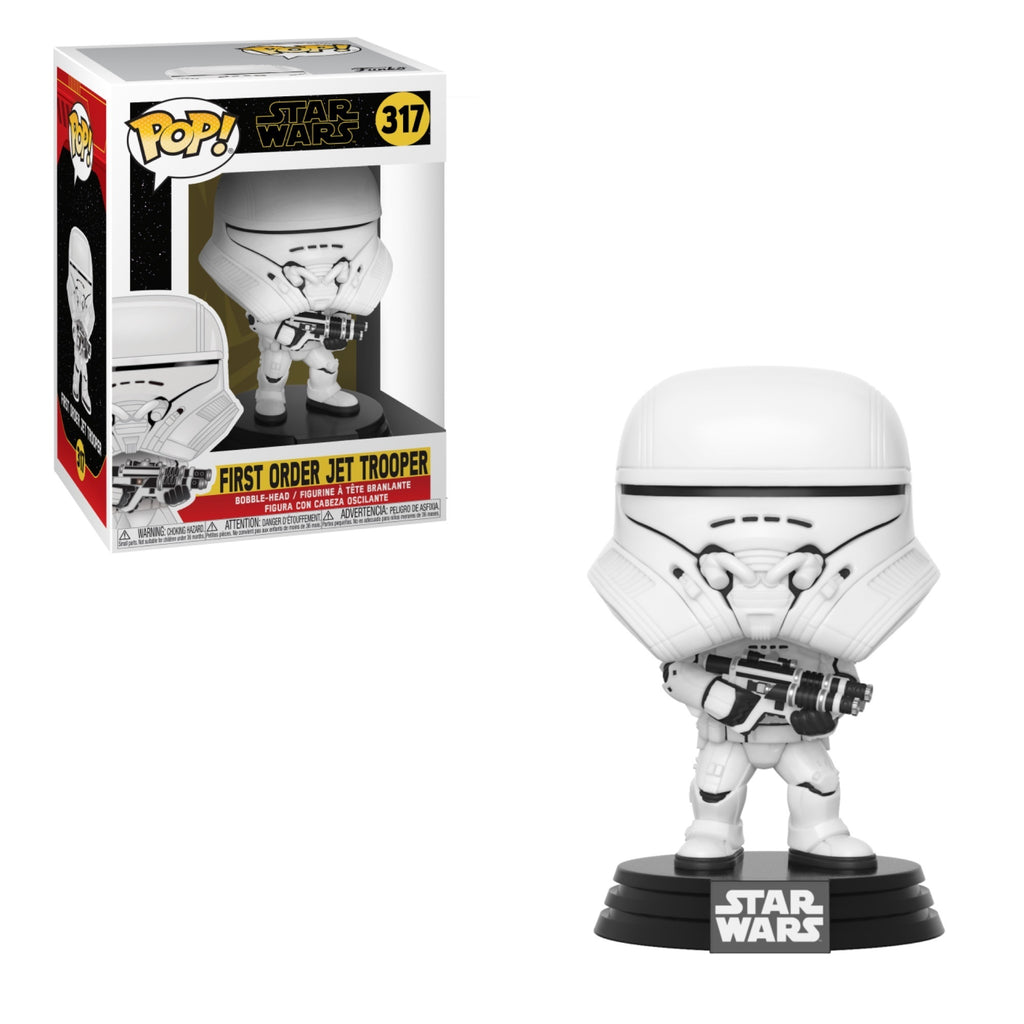 POP! Star Wars - First Order Jet Trooper #317