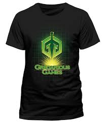 Ready Player One - Gregarious Games - T shirt - majica