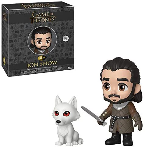 Game of Thrones - 5 Star S 10 - Jon Snow